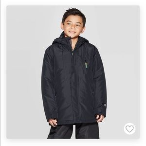 3-in-1 winter jacket